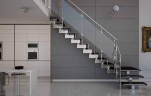 Cầu thang kính VA-002