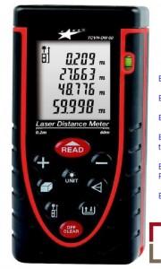 DISTANCE METER | máy Laser đo xa TCVN-DM60